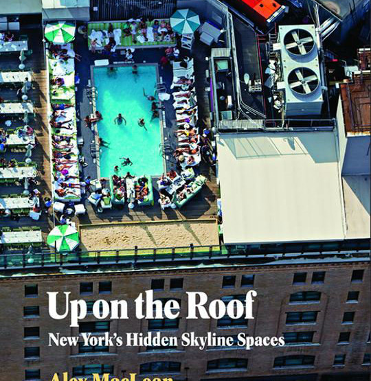 MacLean's 'Up on the Roof' Inspires Rare Glimpse of New York City