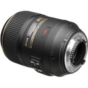 Nikon 105mm f. 2.8G IF-ED VR Micro Review