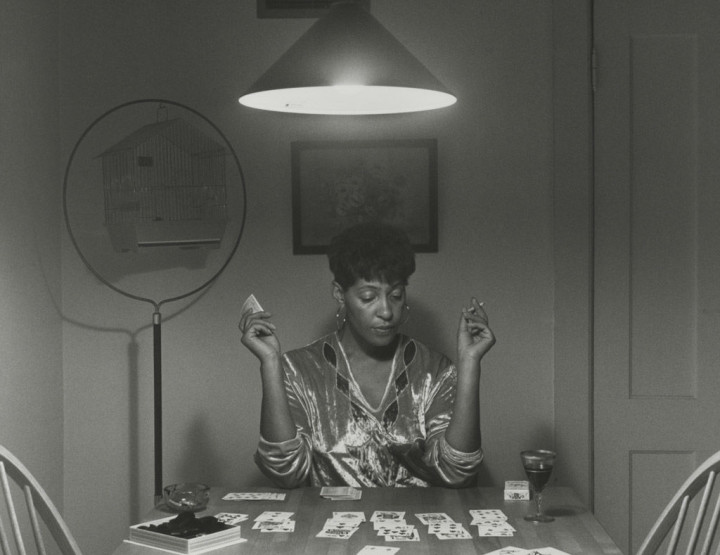 Composition and Contrast in the Work of Carrie Mae Weems