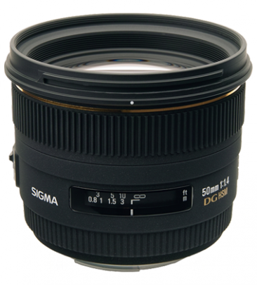 """The Sigma 50mm f./1.4 Might End """"Sigma Stigma"""" for Nikon Owners"""