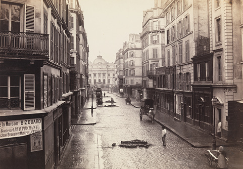 Charles Marville Exhibit Highlights Beauty of Photography in Its Most Basic Form