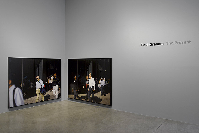 "Paul Graham's ""Does Yellow Run Forever?"" At Pace/MacGill Gallery"