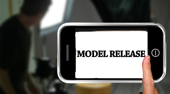Model Release: There's an App for That