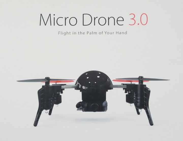 Micro Drone 3.0: Big Tech in a Small Package