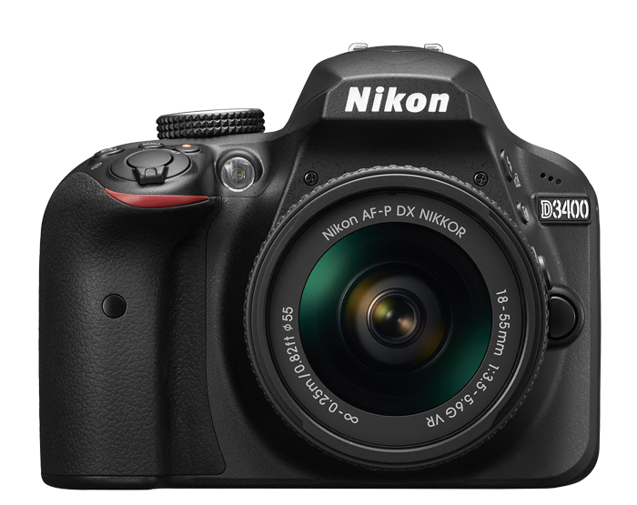 Nikon Introduces New Entry-Level D3400 DSLR