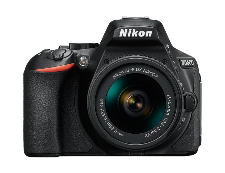 Nikon D5600 is Better than Entry Level