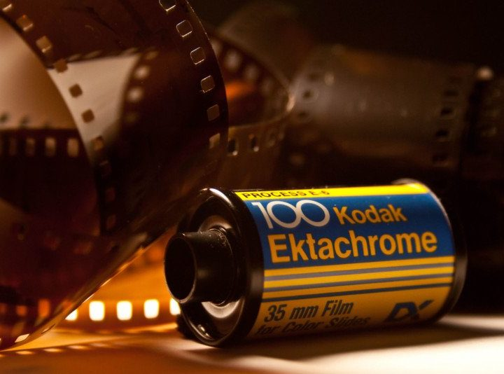 Kodak Ektachrome Film is Back