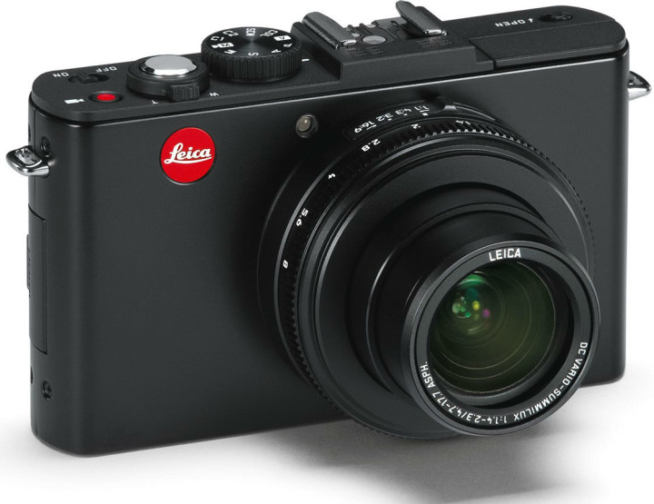 "Leica D-Lux 6:  A Point-and-shoot ""Professional"" Camera"