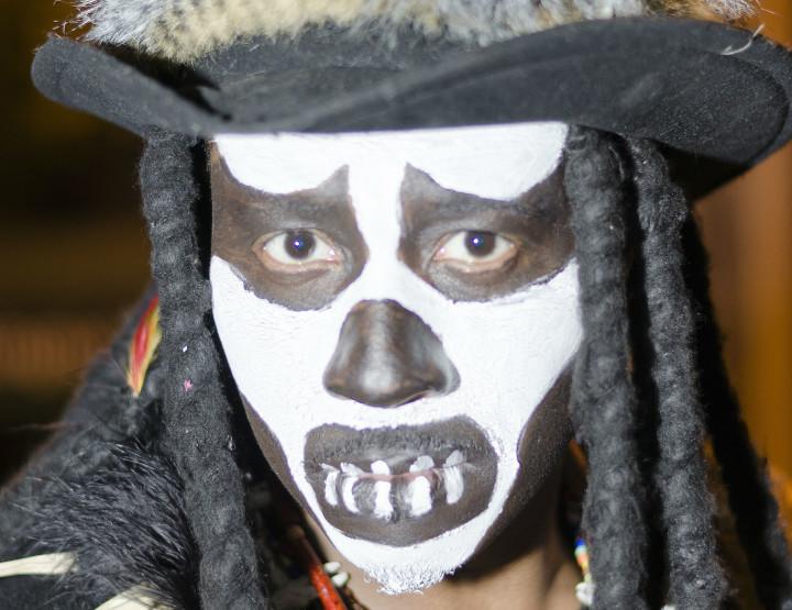 Halloween In New York City 2011