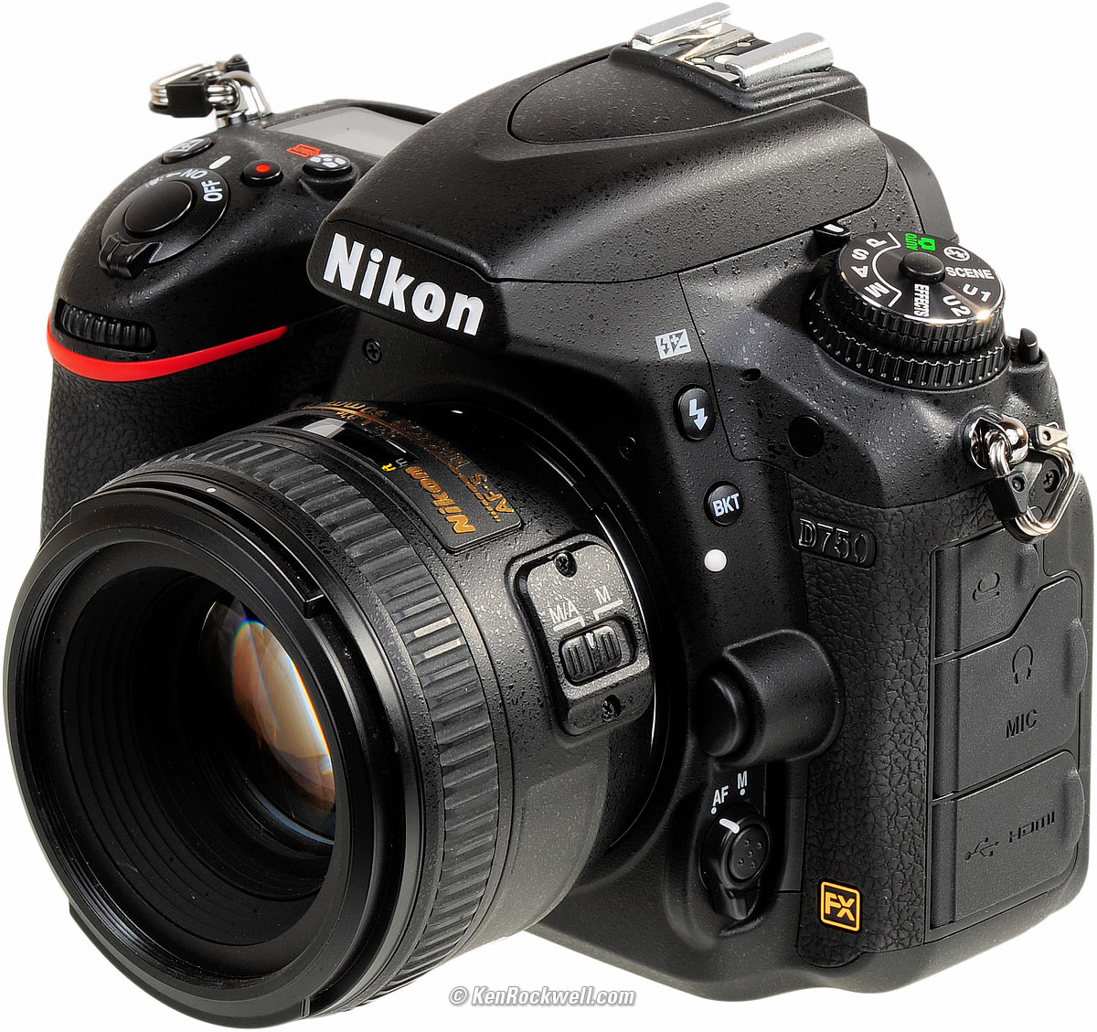 Is The Nikon D750 The Best Of Both Worlds