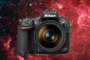 This is a link to Nikon's new astrophotography camera on diyphotography.net