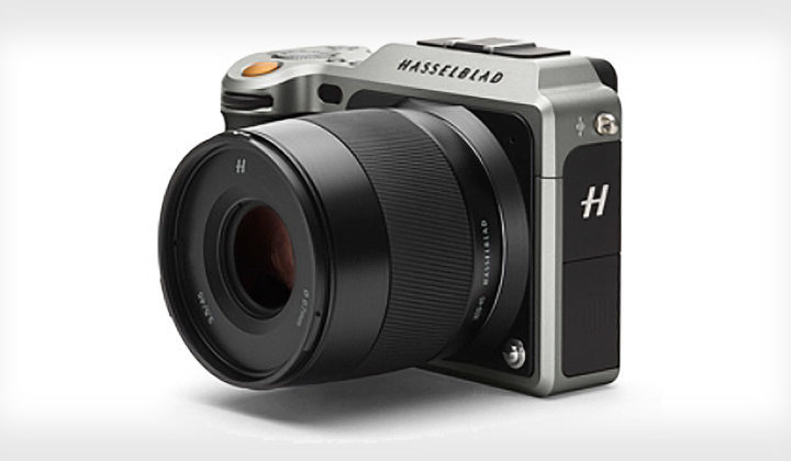 Hasselblad Introduces Revolutionary X1D Camera