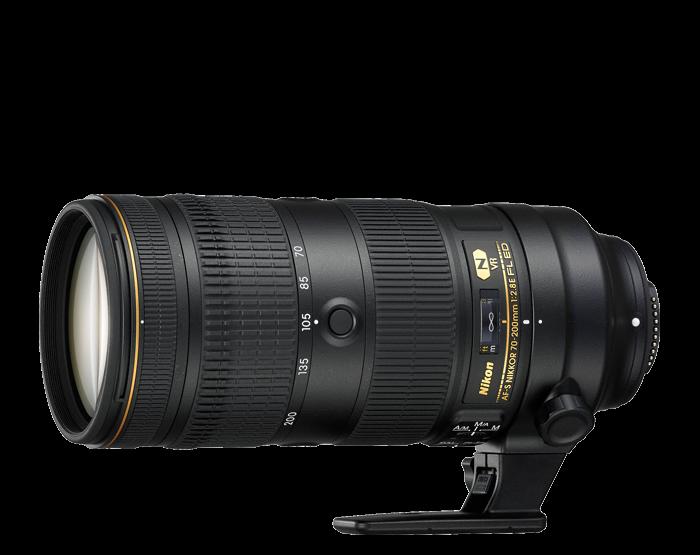 Nikon AF-S NIKKOR 70-200mm f/2.8E FL ED VR Not a Lens to Rush to Buy