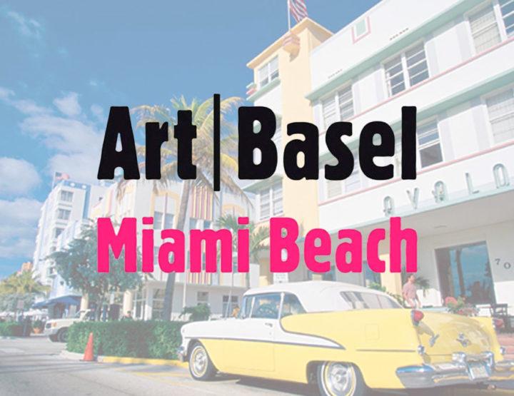 Art Basel Heats Up in Miami