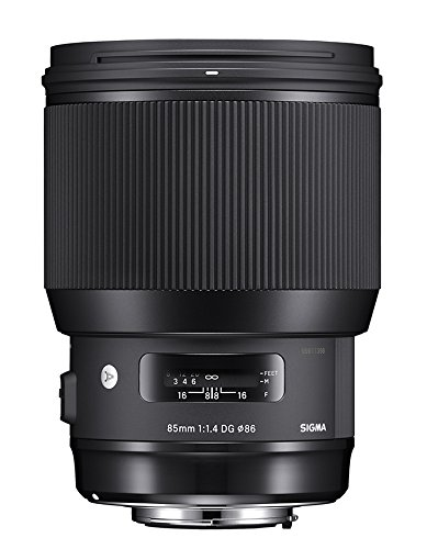 New Sigma 85mm Art Lens Is Now Available for Nikon