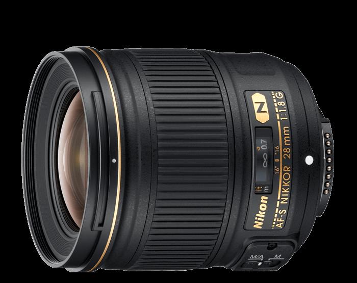 Nikon Releases AF-S NIKKOR 28mm f/1.4E ED